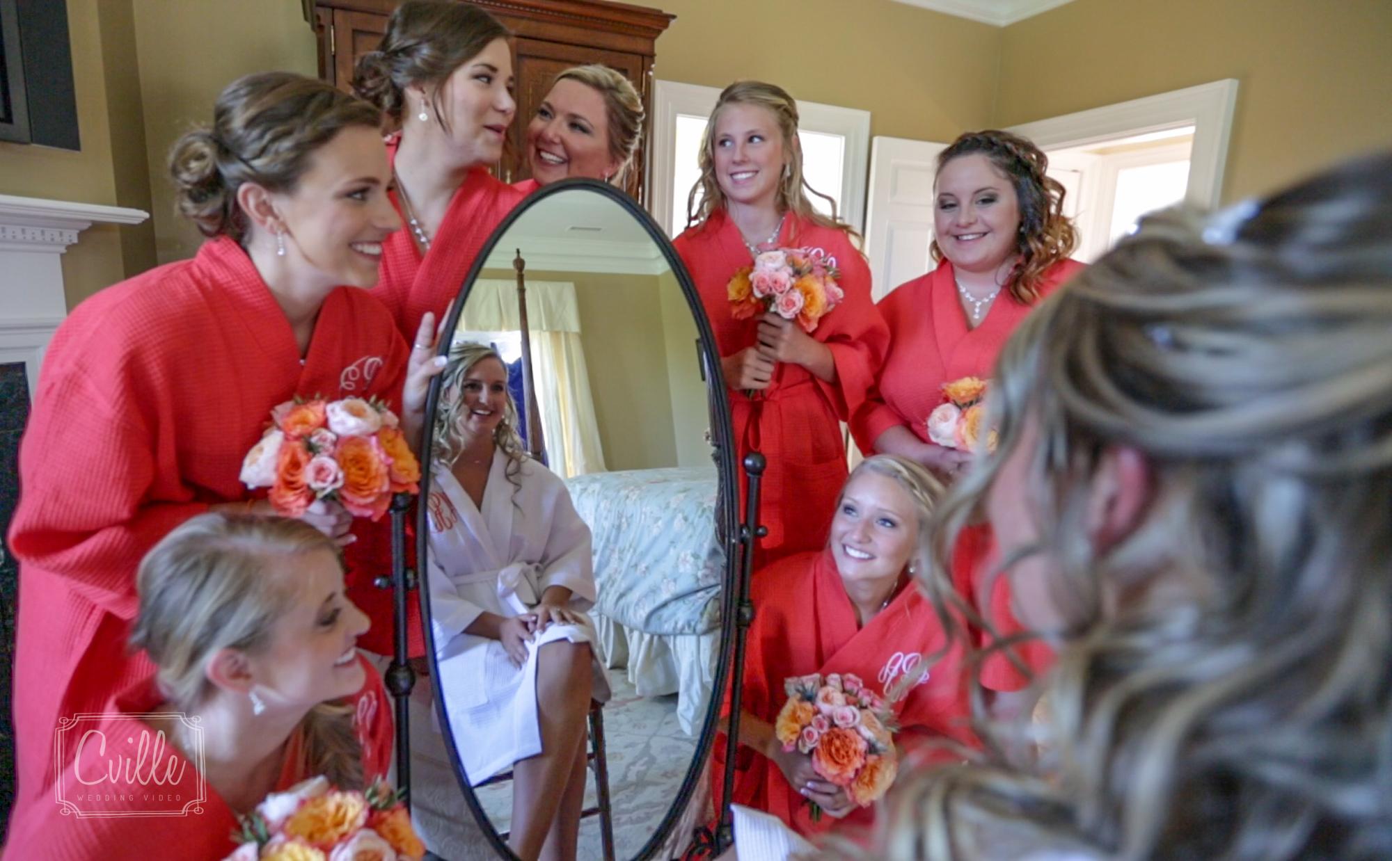 Lotts-Rowzie Mount Ida Farm Wedding